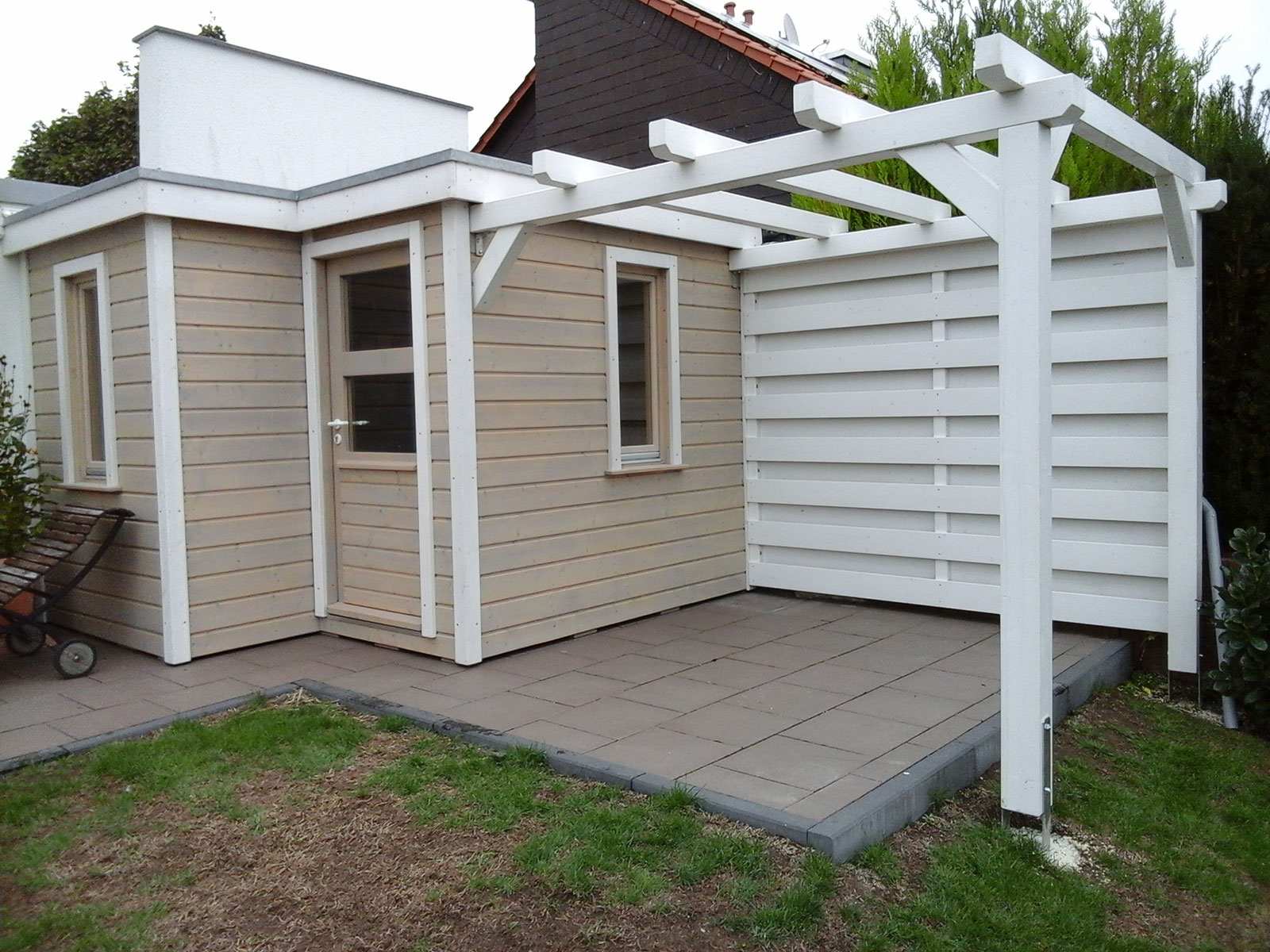 keilholzbau - gartenhaus